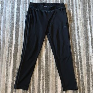 Adidas Climacool Training Pants, Black on Black